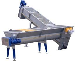 Concrete reclaimers CONSEP 5000