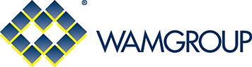 WAM Group logo